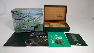 Genuine Rolex Datejust Watch Box Case 68.00.08 /0412750001