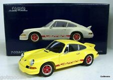 EBBRO 1/24 240110 PORSCHE 911 CARRERA RS YELLOW  DIECAST MODEL CAR