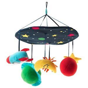 IKEA KLAPPA Cot Mobile, Multicolour, Nursery Mobile, Limited Supply FREE POSTAGE