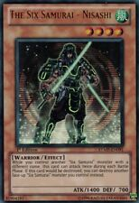 YU-GI-OH, THE SIX SAMURAI - NISASHI, Ultra, RYMP-EN091, 1.Edition, NM