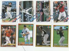 2021 TOPPS PRO - DEBUT BASEBALL (1-200) U-PICK COMPLETE YOUR SET Torkelson RC