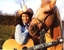 Loretta Lynn 8x10 photo T2468