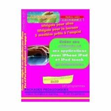 DVD Créer des widgets et des applications pour iPhone iPad et iPod touch gratuit