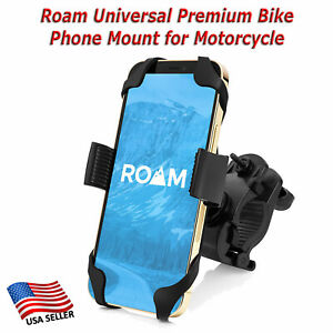 Roam Universal Premium Bike Phone Mount for Motorcycle Bike Handlebars, Adjust