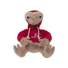 OFFICIAL ET E.T THE EXTRA TERRESTRIAL RED HOODIE PLUSH SOFT TOY NEW WITH TAGS