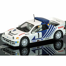 SCALEXTRIC Slot Car C3493 Ford RS200