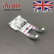 """1/4"""" (Quarter Inch) 6mm Quilting Piecing Sewing Machine Presser Foot"""