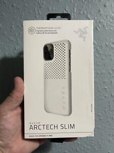 Razer Arctech Slim Iphone 11 Pro Case White Brand New Sealed