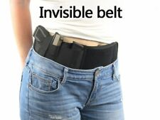 Tactical Belt Outdoor Protection Neoprene Multifunctional Elastic Waist Support