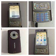 CELLULARE NOKIA N95 GSM UMTS BLUETOOTH FOTOCAMERA UNLOCKED SIM FREE DEBLOQUE