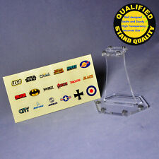 Display Stand for Lego sets (Top:4x4,Height:100mm) (stand only)