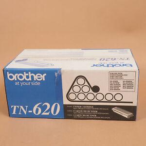 New Sealed Genuine Brother TN-620 Toner Cartridge