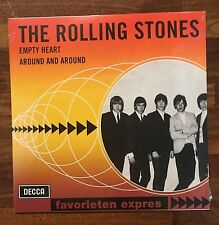 "The Rolling Stones - Empty Heart / Around And Around (7"", Single, Mono, Ltd, RE,"