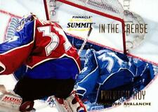 1996-97 Summit In The Crease #1 Patrick Roy