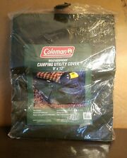 Coleman Weatherproof Camping Utility Cover Camping Tarp, Ground Cover 9' X 12'