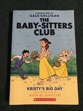 The Baby-Sitters Club Book 6 Kristy's Big Day by Ann M. Martin