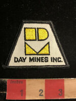 Mining Miner DAY MINES INC. Advertising Patch 02NW