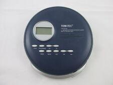 vintage: TOM-TEC cd walkman cdp 30-60 disc man