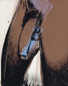 Andy Warhol Torso Canvas Print 16 x 20   # 9124
