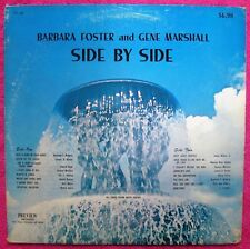 Preview Records-Poet/Song Label BARBARA FOSTER & GENE MARSHALL Side by Side 1967
