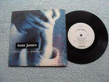 """TOM JONES COULDN'T SAY GOODBYE DOVER RECORDS UK 7"""" VINYL SINGLE in PIC/SLEEVE"""