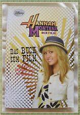 Hannah Montana: Das Buch zum Film Miley 2009 Taschenbuch 142 Seiten