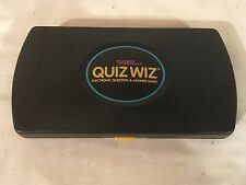 Tiger Quiz Wiz Q & A Electronic Game