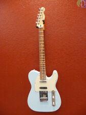 Fender Nashville Telecaster PF Fingerboard, Daphne Blue, w/Gigbag