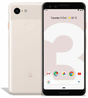 Google Pixel 3 - 64GB - Not Pink (GSM + CDMA Factory Global Unlocked) Brand New
