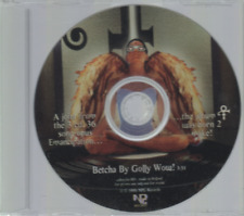 Prince Betcha By Golly Wow Cd Promo npg picture disc