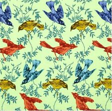 OOP Honor Roll - Chatterbox in Sterling by Anna Maria Horner cotton fabric