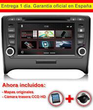 DYNAVIN N7-TT GPS, MANOS LIBRES PARROT, USB, SD, MIRROR LINK... AUDI TT 8J