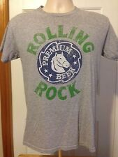 VINTAGE ROLLING ROCK PREMIUM BEER T SHIRT SMALL