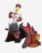Screech Washington Nationals Game of Thrones Fire Dragon Bobblehead MLB
