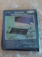 Magnetic Windshield Covers - Set of 2 - New in packaging