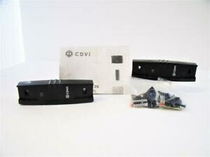 Lot of (2) CDVI Proximity Card Reader DGLP FN WLC26 Multi-Technology Wiegand New