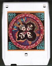 KISS Rock & Roll Over USA 8-Track Cartridge NBLP 87037 Casablanca
