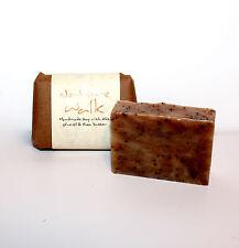 Handmade Bar Soap-Nature Walk -Hands and Feet Exfoliating Bar-One Bar