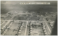 EAST LAWN HOUSING PROJECT PASCAGOULA, MS - 8X10 VINTAGE PHOTO REPRINT ONLY