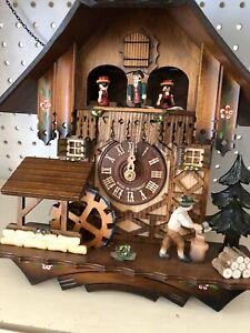cuckoo clock musical