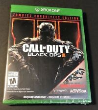 Call of Duty Black Ops 3 [ Zombies Chronicles Edition ] (XBOX ONE) NEW