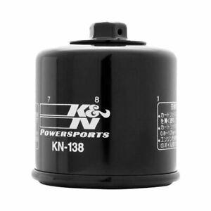 Filtro Olio K&N KN-138 per Suzuki GSX-R750 L1,L2,L3,L4,L5,L6,L7,L8 11-18