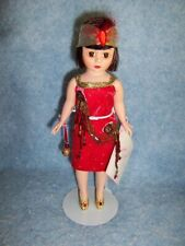 1993 Madame Alexander Portrettes- Birthstone Collection- Ruby #1151