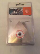 Fein MultiMaster Polishing Pad 2 Pack 63806140027 Sealed