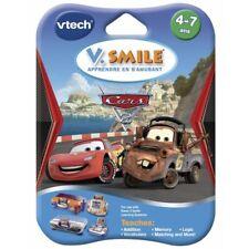 Vtech cartouche de jeu V.Smile / motion / pocket Disney Cars 2