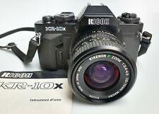 RICOH KR-10 X con Rikenon P Zoom 35-70/3,5-4,5