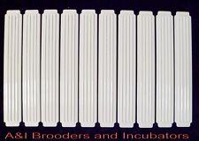 R-Com Rcom Universal Egg Tray Abs Dividers R-Com 20 Egg Incubator Brand New