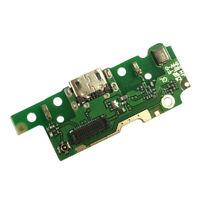 For Motorola Moto E6 XT2005-3 4 USB Power Jack Charging Port Board Flex Cable SK