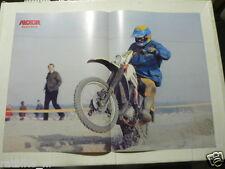 A284- GERARD ROND KTM MOTOCROSS MX POSTER MDS MOTO