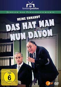 Heinz Erhardt: Das hat man nun davon (1971) - ZDF Fernsehjuwelen [DVD]